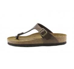 Sandalia de dedo marrón claro Gizeh Birkenstock