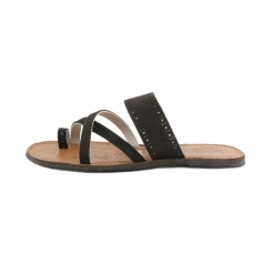Sandalia dedo marrón Jeromin