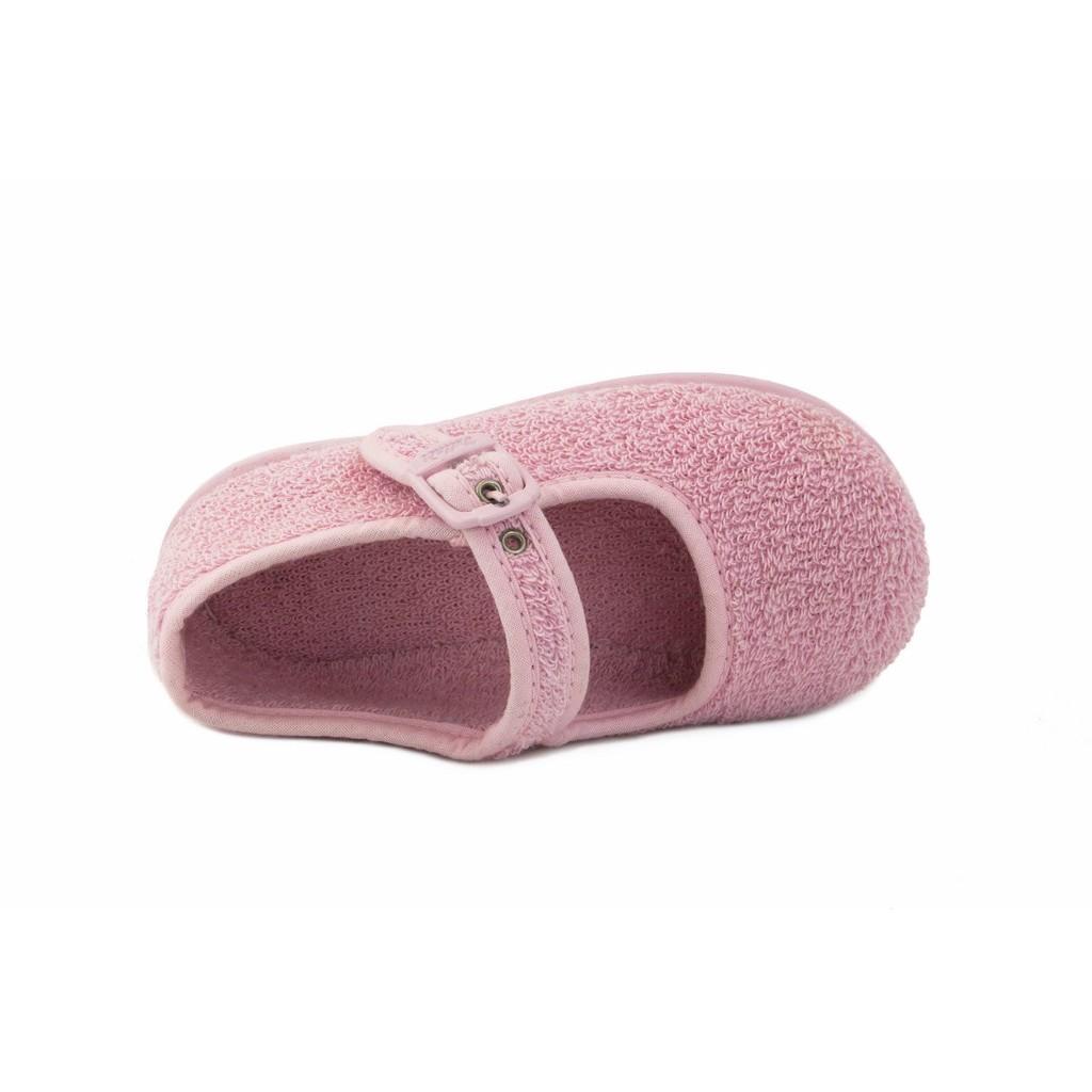 Merceditas de casa toalla rosa Vul-Ladi
