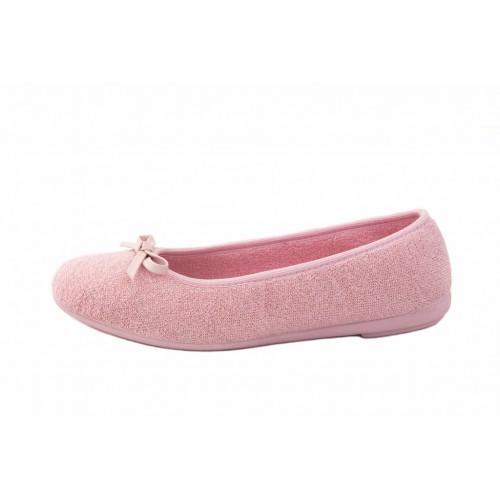 Bailarina para casa toalla rosa Vul-Ladi