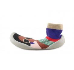 Zapatilla para casa calcetin muñeca Janet Collegien