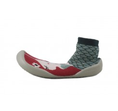Zapatilla para casa calcetín sirenita Collegien