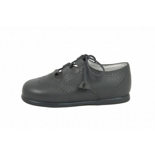 Zapato inglesito gris Jeromín