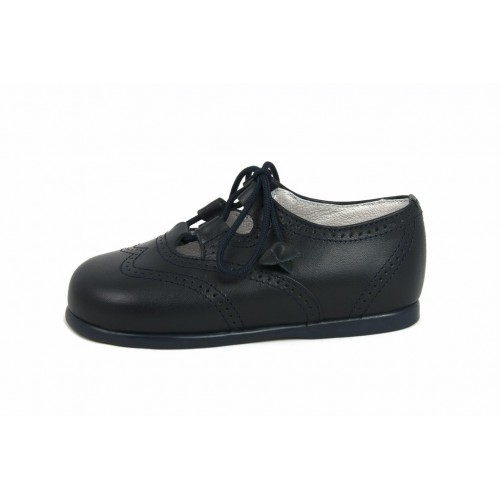 Zapato inglesito azul Jeromín