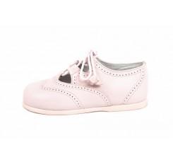Zapato inglesito rosa Jeromín