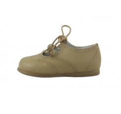 Zapato inglesito tostado Jeromín