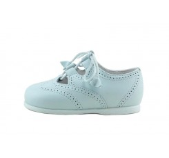 Zapato inglesito celeste Jeromín
