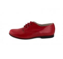 Zapato ingles piel roja Jeromín