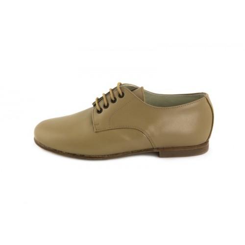 Zapato ingles piel tostado Jeromín