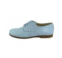 Zapato ingles piel celeste Jeromín