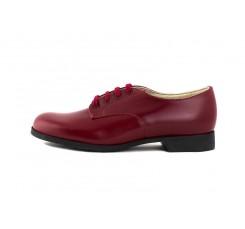 Zapato ingles piel rojo Start-Rite