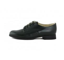 Zapato inglés piel verde Start-Rite