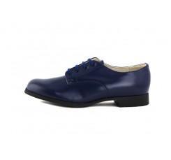 Zapato inglés piel azulón Start-Rite