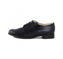 Zapato inglés piel azul Start-Rite