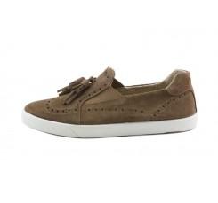 Zapato picado ante macork con borlas Jeromin
